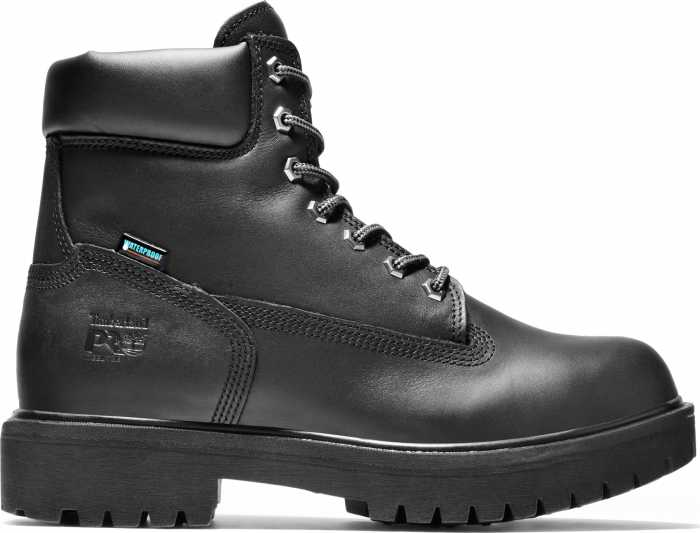 Timberland PRO TM26038 Black, Men's 6 Inch Waterproof, Insulated, Steel Toe, EH, Work Boot