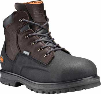Timberland PRO TM47001 Brown/Black, Men's, Steel Toe, EH, 6 Inch Work Boot