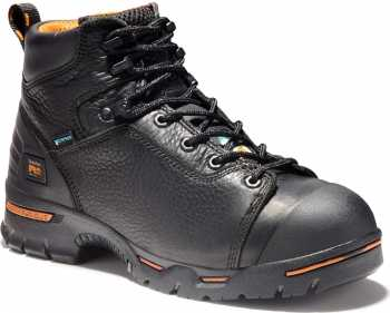 Timberland PRO TM47592 Endurance, Men's, Black, Steel Toe, EH, WP, PR Boot