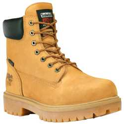 Timberland PRO 6 Inch Waterproof Steel Toe Boot