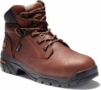Timberland PRO TM85594 Helix, Men's, Brown, Alloy Toe, EH, WP, 6 Inch Boot