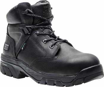 Timberland PRO TM87517 Black, Men's, Helix Waterproof, Comp Toe, EH, 6 Inch Boot