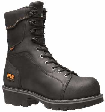 Timberland PRO TM91614 Rip Saw Comp Toe, EH, Waterproof, Insulated, Puncture Resistant, Logger
