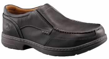 Timberland TM92647 Branston Men's, Black, Alloy Toe, SD, Twin Gore, Casual Slip On