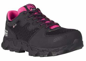 Timberland TM92669 Powertrain SD, Black/Pink, Women's, Alloy Toe, Low Casual