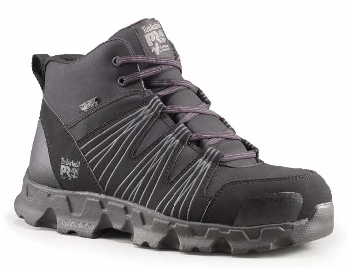 Timberland TMA11QF Men's Black, Alloy Toe, SD, Mid High Hiker