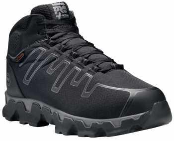 Timberland PRO TMA1GHM Powertrain, Men's, Black, Alloy Toe, EH, Mt Hiker