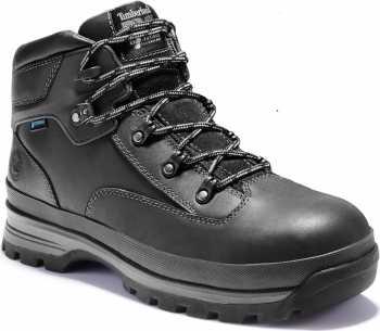 Timberland PRO TMA1HBT Euro Hiker, Men's, Black, Alloy Toe, EH, WP Hiker