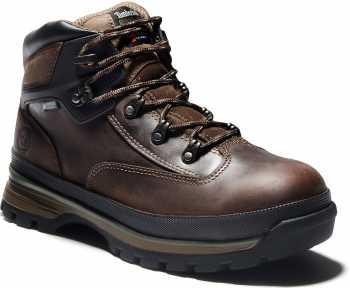 Timberland PRO TMA1HC5 Euro Hiker, Men's, Brown, Alloy Toe EH, WP Hiker