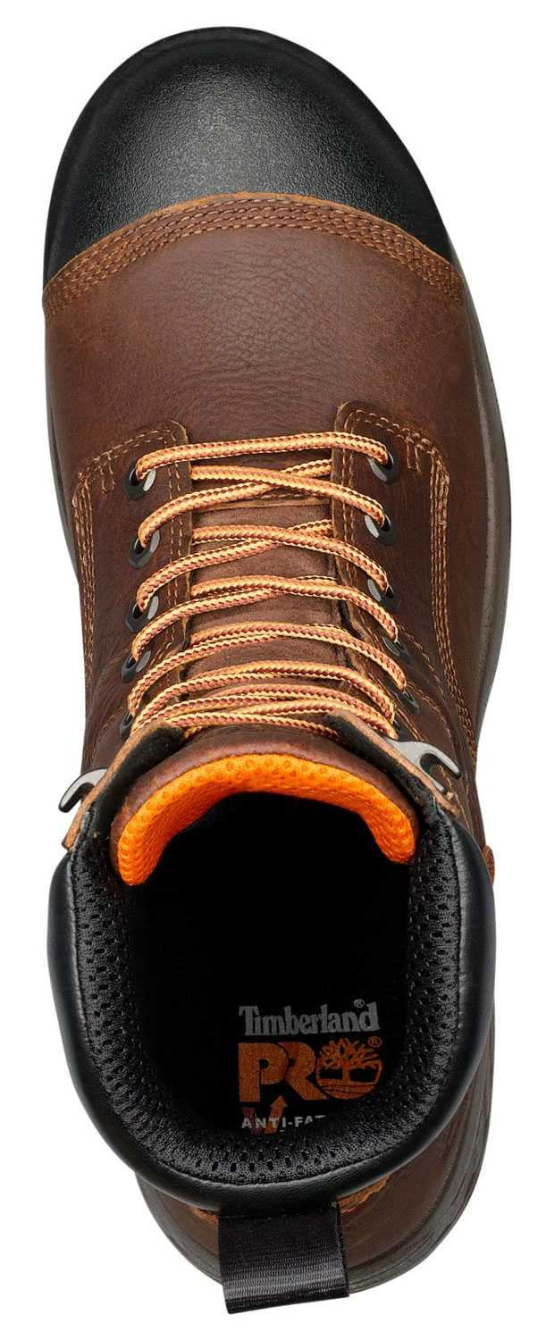 Timberland PRO Men's Comp Toe EH WP 8 Inch Boot