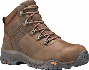 Timberland PRO TMA1S4X Outroader, Men's, Brown, Comp Toe, EH, WP Hiker