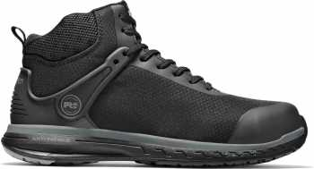 Timberland PRO TMA1S5M Drivetrain, Men's, Black, Comp Toe, SD, Mid High Athletic