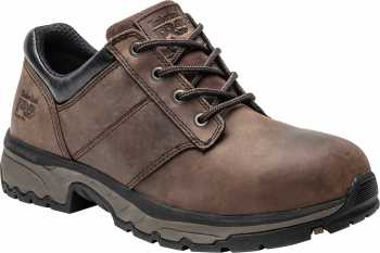 Timberland PRO TMA1VZY Jigsaw, Men's, Brown, Steel Toe, EH, Oxford