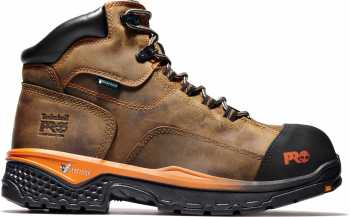 Timberland PRO TMA1XK1 Bosshog, Men's, Brown, Comp Toe, EH, PR, WP, 6 Inch Boot