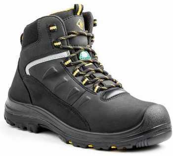 Terra TR305205BLK Findlay, Men's, Black, Comp Toe, SD, PR, WP Hiker