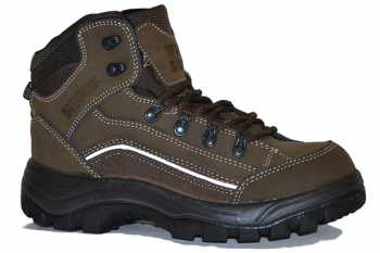 Work Zone WZC640-OLIVE Men's, Olive, Comp Toe, EH Hiker