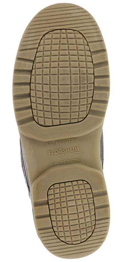 Florsheim WGFE2440 Compadre, Men's, Brown, Comp Toe, EH, Mt, EuroCasual
