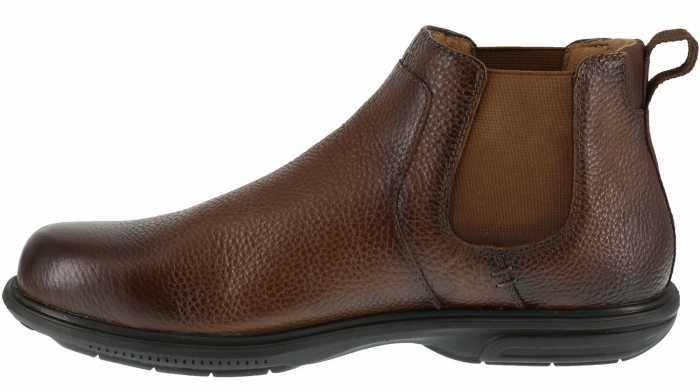 Florsheim WGFS2031 Loedin, Men's, Brown, Steel Toe, SD, Twin Gore Boot
