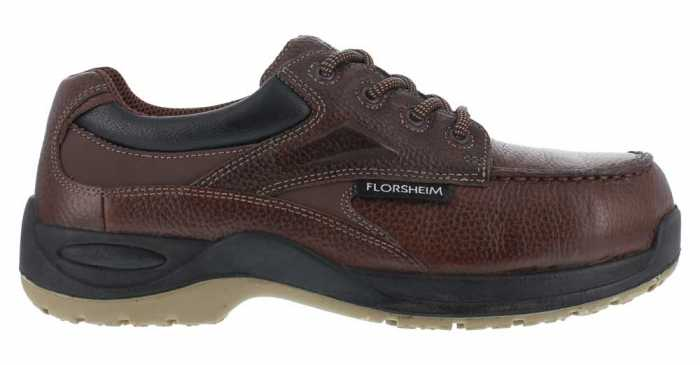 Florsheim WGFS2700 Brown, Men's, Comp Toe, SD, Casual Moc Toe Oxford