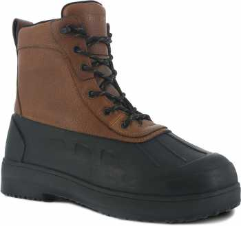 Iron Age WGIA965 Brown/Black Comp Toe, EH, Waterproof Women's Boot