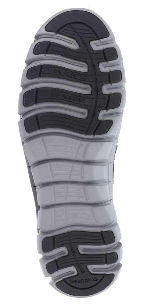 Reebok WGRB 4041 Unisex Black, XTR Alloy Toe, EH, Sublite Athletic Oxford