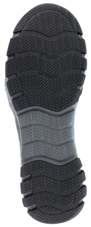Reebok Work WGRB415 Sublite Work, Women's, Black/Grey, Soft Toe, SD Athletic Oxford