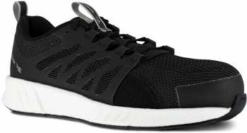 Reebok WGRB4311 Fusion Flexweave, Men's, Black/White, Comp Toe, SD, Work Athletic