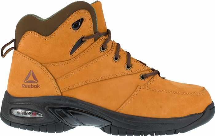 Reebok Work WGRB4327 Golden Tan Comp Toe, Conductive, Men's High Performance Hiker