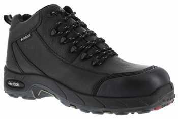 Reebok WGRB455 Tiahawk, Women's, Black, Comp Toe, EH, WP Hiker