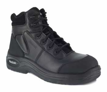Reebok WGRB6750 Black Comp Toe, EH, Men's 6 Inch, Metal Free Sport Boot