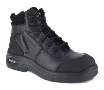 Reebok WGRB6750 Black Comp Toe, EH, Men's 6 Inch, Metal Free Sport Boot