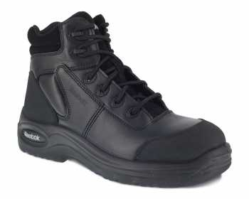 Reebok WGRB750 Black Comp Toe, EH, Women's 6 Inch Sport Boot