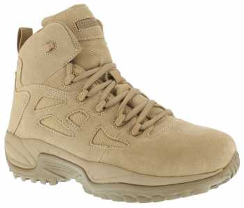Reebok WGRB8694 Stealth, Men's, Desert Tan, Comp Toe, EH, 6 Inch Boot