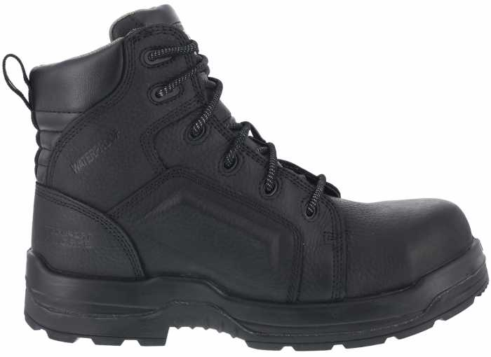 Rockport WGRK6635 More Energy, Men's, Black, Comp Toe, EH, WP, Lace To Toe
