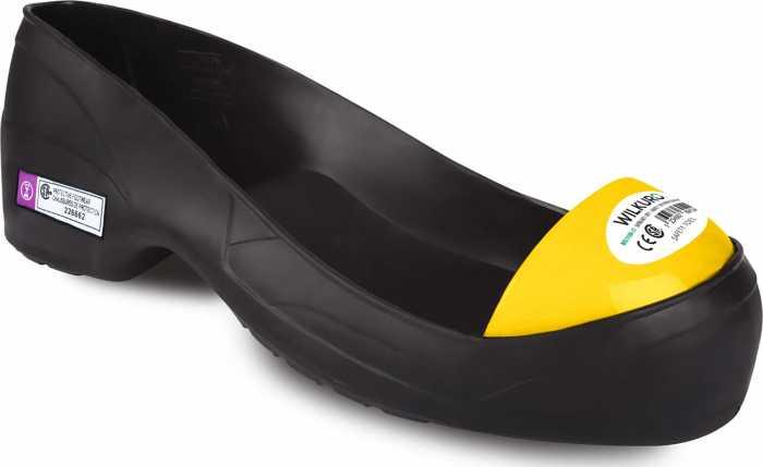 Wilkuro Steel Toe Overshoe Size M Yellow (Men's Size 8-9)