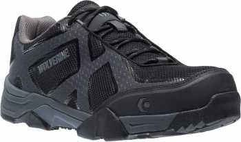 Wolverine WW10567 Lightning SX EPX, Black/Grey, Comp Toe, EH, Low Athletic