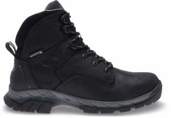 Wolverine WW10649 Glacier Ice Men's, Black, Waterproof, Insulated, 6 Inch Boot