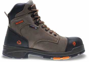 Wolverine WW10653 Blade LX CarbonMAX, Men's, Chocolate Chip, 6 Inch, Waterproof Boot
