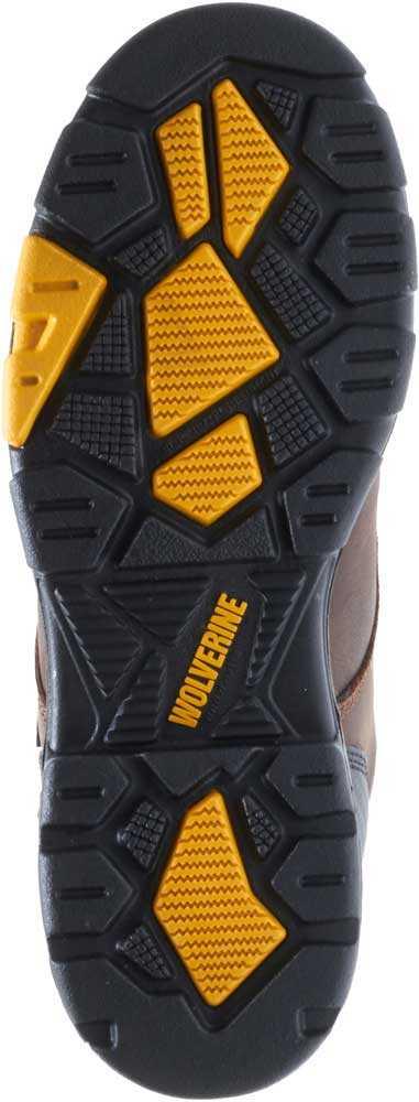 Wolverine WW10706 Blade X, Men's, Brown, Waterproof, Comp Toe, EH, Met Guard
