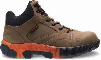 Wolverine WW10728 Gravity EPX, Men's, Tan, CarbonMAX Nano Toe, EH, 6 Boot