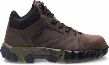 Wolverine WW10729 Gravity EPX, Men's, Brown, CarbonMAX Nano Toe, EH, 6 Boot