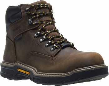 Wolverine WW10847 Bandit, Men's, Brown, Nano Toe, EH, WP, 6 Inch Boot