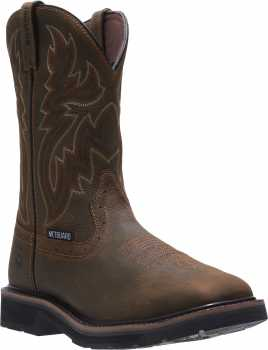 Wolverine WW10924 Rancher, Men's, Steel Toe, EH, Met Guard, WP, Pull On