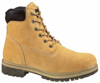 Wolverine WW1191 Wheat, Soft Toe, Waterproof, Insulated, Men's 6 Inch Boot