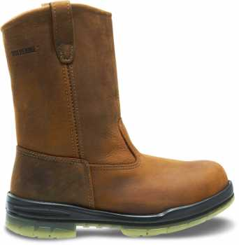 Wolverine WW3258 Durashocks, Men's, Brown, Steel Toe, EH, WP, Insulated Boot