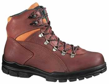 Wolverine WW3779 DuraShocks Brown, Steel Toe, EH, Waterproof Men's Hiker