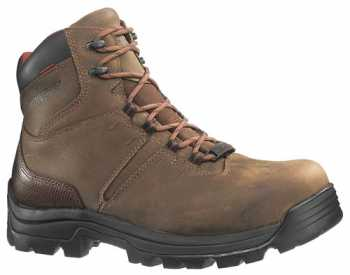 Wolverine WW4405 Bonaventure Brown, Steel Toe, EH, Waterproof Men's Hiker