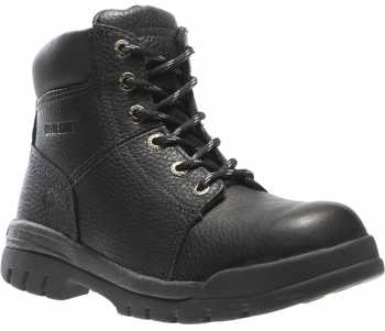 Wolverine WW4736 Marquette, Men's, Black, Soft Toe, 6 Inch