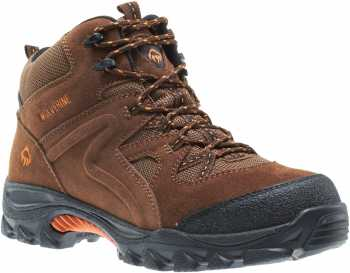 Wolverine WW8384 Brighton Men's, Brown, Steel Toe, EH Hiker