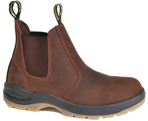 9530ea18906 Work Zone Men's Steel Toe EH 6 Inch Boot